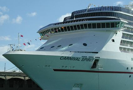 carnival cruise ship spirit