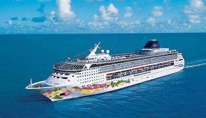 NCL  Norwegian Cruise Line Pride Of Aloha The Pride Of