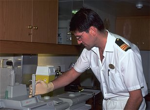 Doctors On The High Seas Medical Services Onboard Cruise